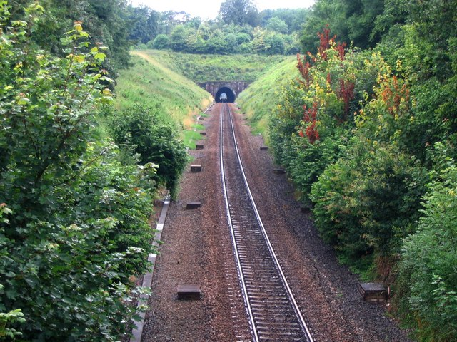 Sandley tunnel