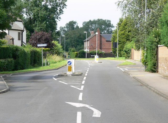 Stretton Road, Great Glen