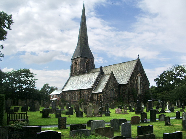 The Parish Church of St James, Leyland