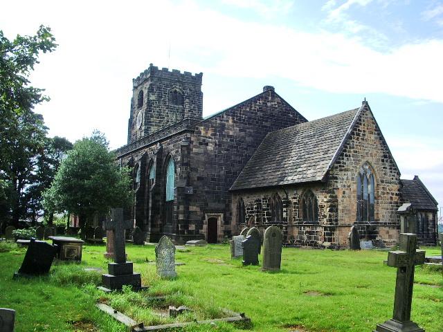 The Parish Church of St Andrews, Leyland