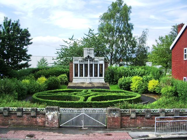 Leyland War Memorial