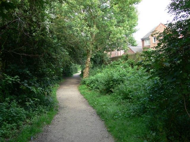 Fludes Lane, Oadby
