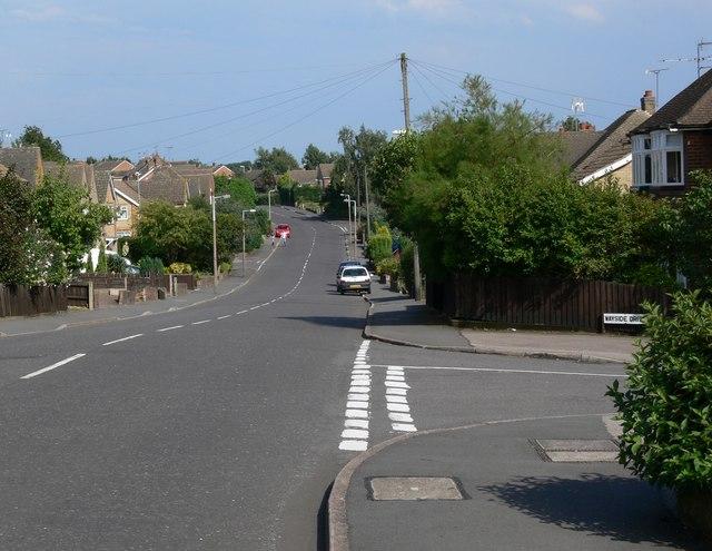 Brookside Drive, Oadby
