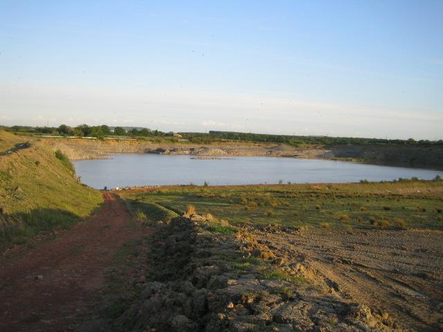 Clay Pits near Calvert 2