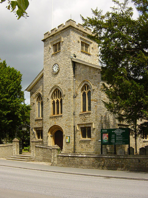 St. Peter's Church, Frimley