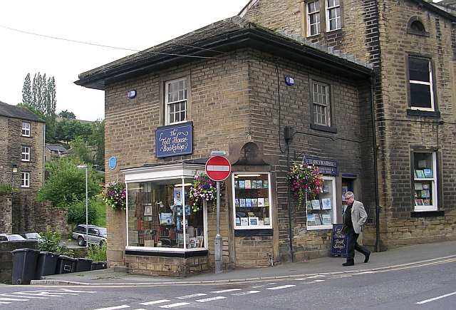 The Toll House Bookshop