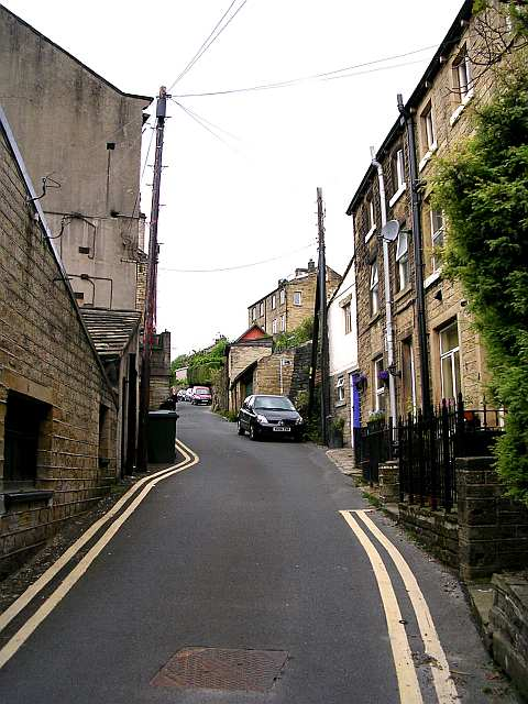 Upperthong Lane