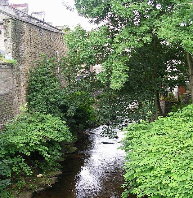 River Holme - Towngate
