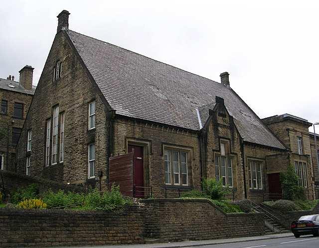 Drill Hall - Huddersfield Road
