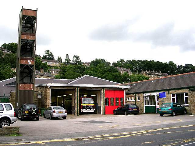 Community Fire Station - Huddersfield Road
