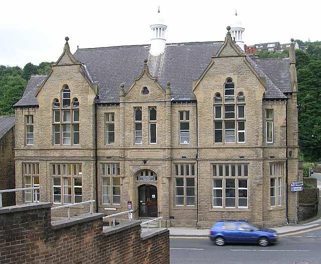 Technical Institute - Huddersfield Road