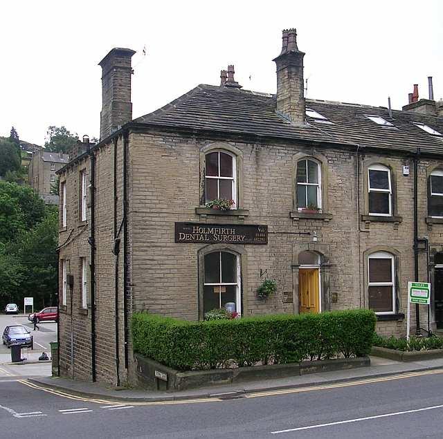 Holmfirth Dental Surgery - Huddersfield Road