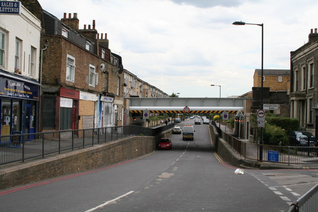 Middleton Road, London E8