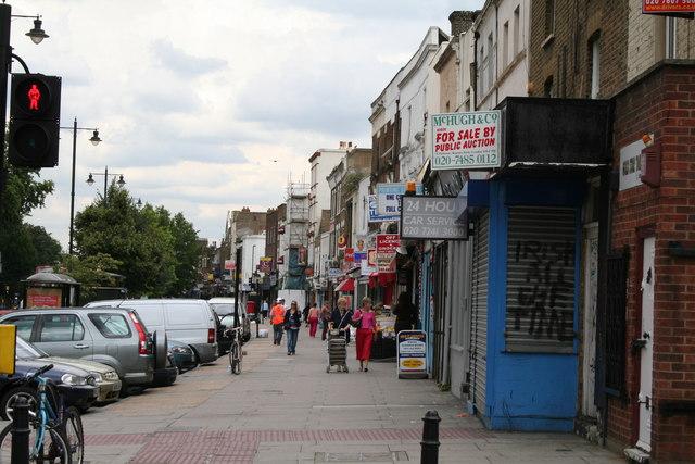 Kingsland Road, London E8