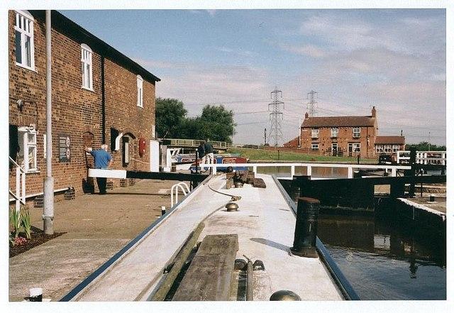 2002 : West Stockwith Lock