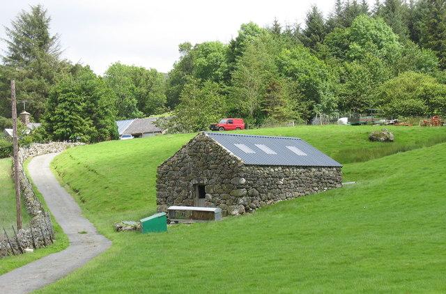 Blaen-y-glyn Farm