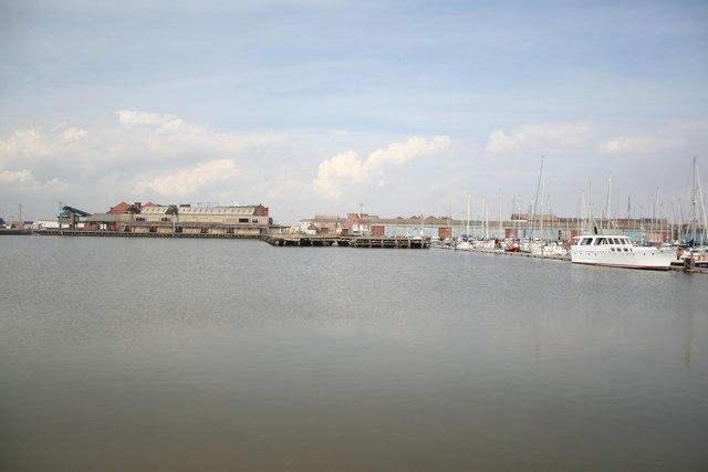 Grimsby Marina