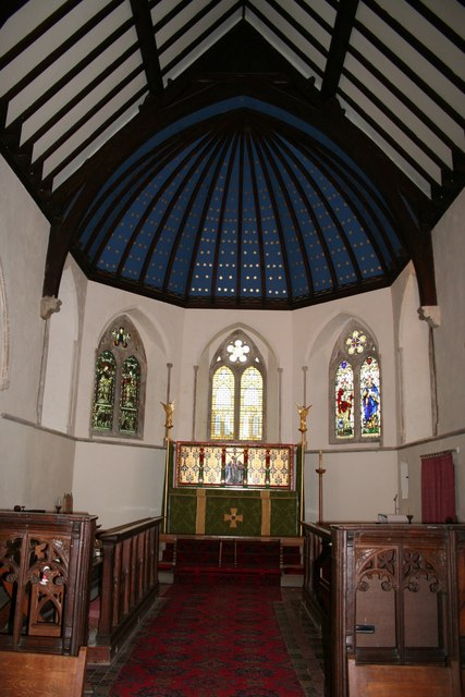 St.Michael's chancel