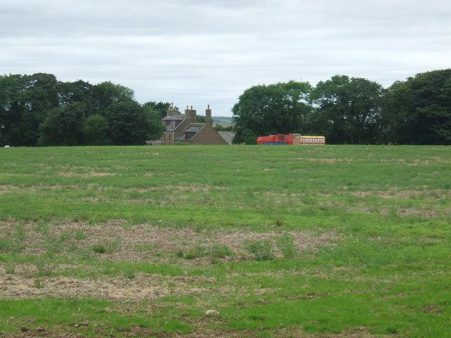 Auchnavaird Farm