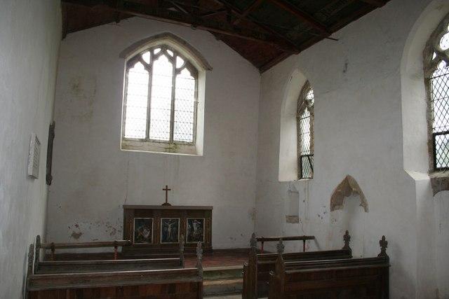 All Hallows' church, Clixby