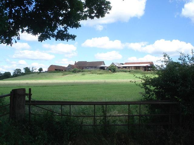 Webbhouse Farm