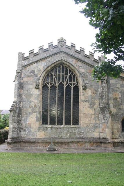 St.Oswald's east window