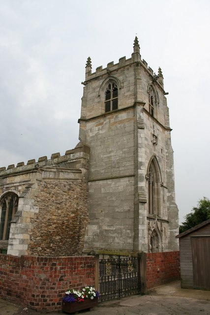 St.Oswald's church tower