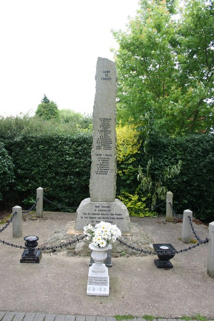 Althorpe War Memorial