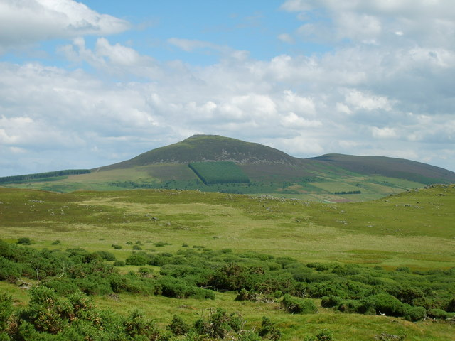 From Craik to Tap o' Noth over Cnoc Cailliche