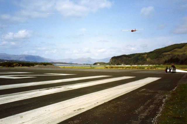 Oban [North Connel] airfield