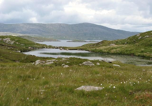 Lochan near Drinisiadar
