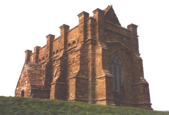 Abbotsbury: St. Catherine's Chapel