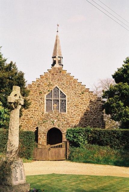 Alderholt: parish church of St. James