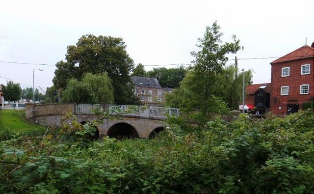 Bridge over River Wensum