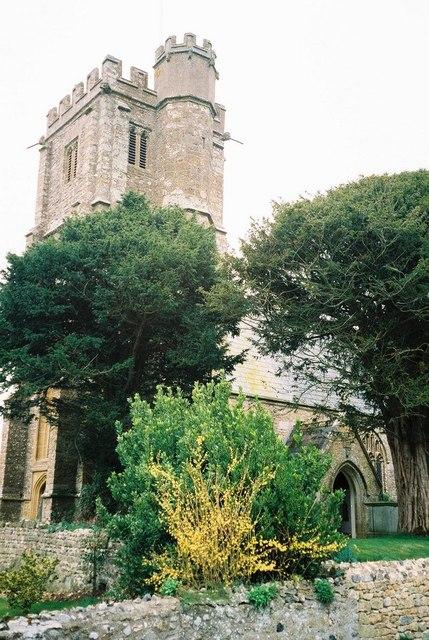Askerswell: parish church of St. Michael
