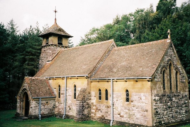 Beacon Hill (or Lytchett Heath): church of St. Aldhelm