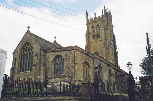 Beaminster: parish church of St. Mary