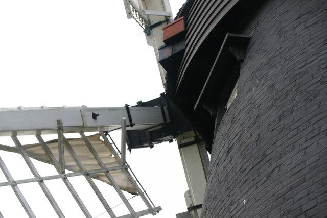 Bursledon windmill in action