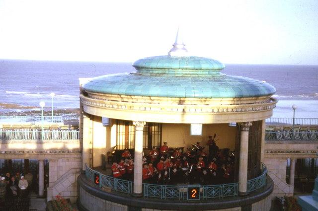 Bandstand at Eastbourne