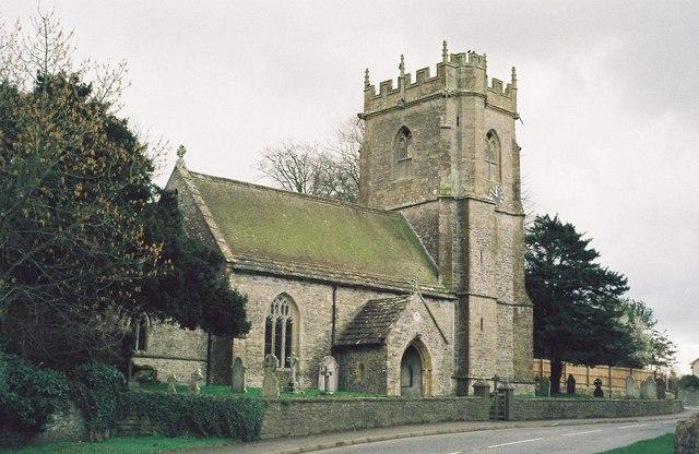 Bishop's Caundle: parish church of Ss. Peter & Paul