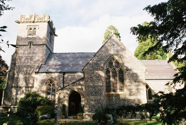 Langton Long Blandford: parish church of All Saints