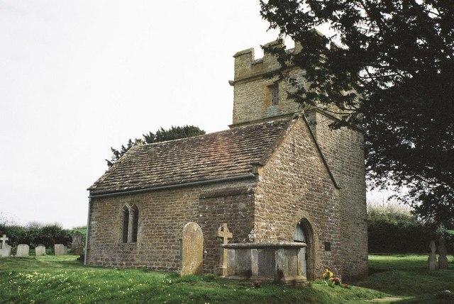 Bothenhampton: old church