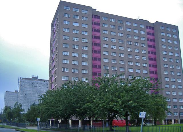 Cambridge Street flats