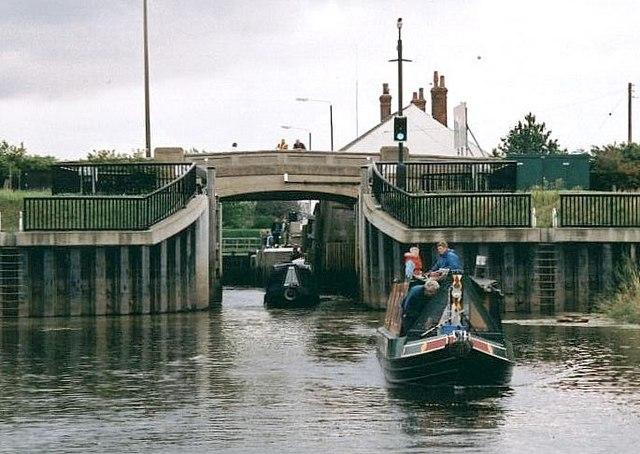 2002 : Torksey Lock