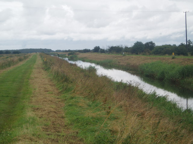 River Torne and Acres Lane