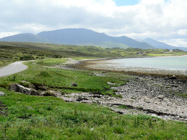 Shore of Kyle of Durness