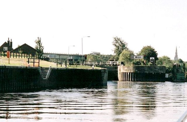 2002 : Newark Nether Lock
