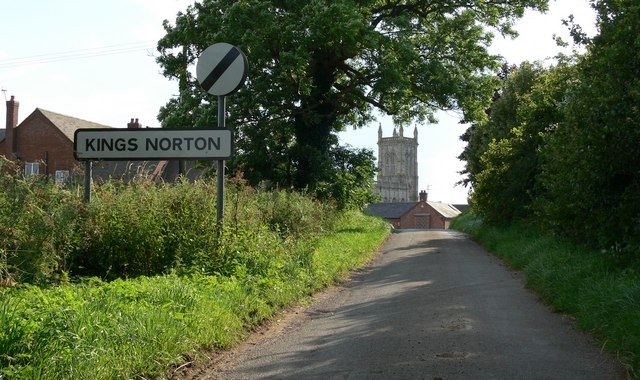 Welcome to Kings Norton