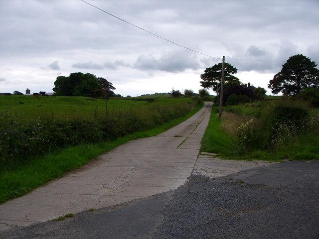 Claycrop Farm Road