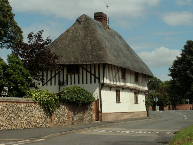 The old Guildhall at Dullingham